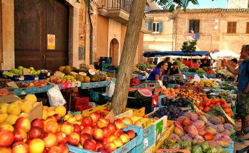 Markets in Mallorca