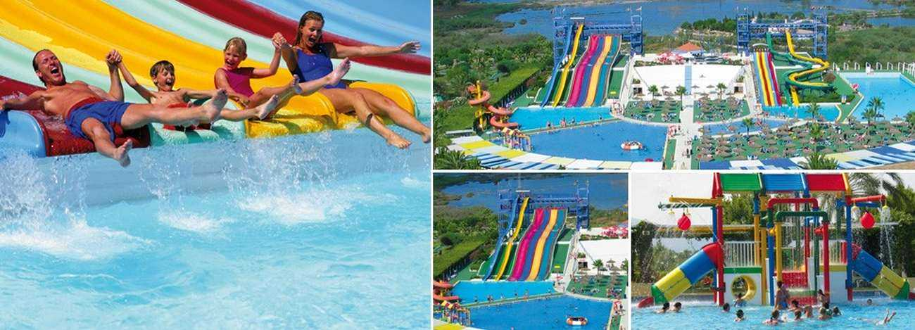Water Parks in Mallorca