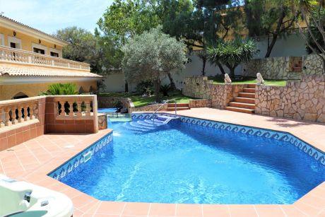 Villa Adriano, SP38, Villas in Santa Ponsa, Mallorca