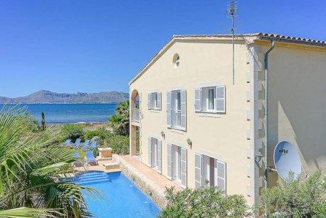 Villa in Alcudia, Villa Bacares - 6 Bedrooms, 4 Bathrooms, Sleeps 12