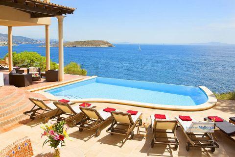 Villa Azure, CV02, Villas in Cala Vinas, Mallorca