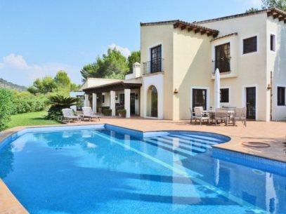 Villa Mara, SP22, Villas in Santa Ponsa, Mallorca
