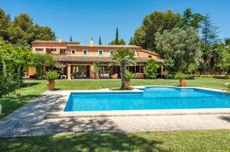 Villa Isabella, SP30, Villas in Port Adriano, Mallorca
