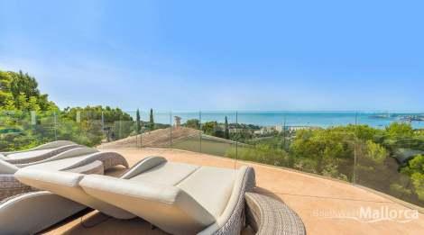 Villa Eva, CDB13, Villas in Puerto Portals, Mallorca