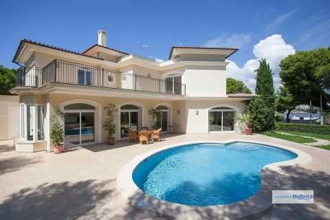 Villa Alice, SP31, Villas in Santa Ponsa, Mallorca