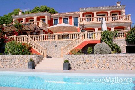 Villa Emma, CDB14, Villas in Puerto Portals, Mallorca