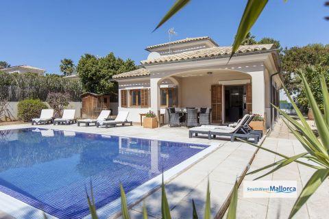Villa Evonia, SDM02, Villas in Sol De Mallorca, Mallorca