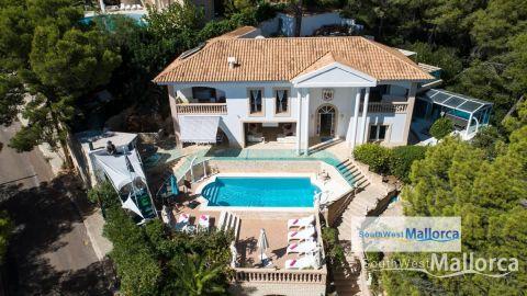 Villa Lucia, PN05, Villas in Portals Nous, Mallorca