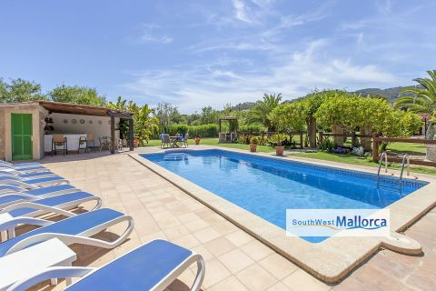 Villa Lemon Grove, AN17, Villas in Port Andratx, Mallorca
