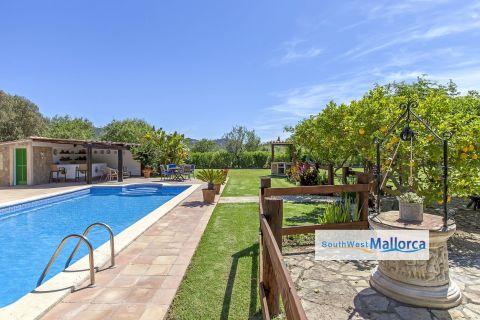 Villa Lemon Grove, AN17, Villas in Port Andratx, Mallorca