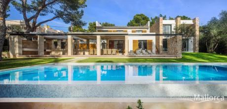 Villa Bell Lloc, BEN06, Villas in Bendinat, Mallorca