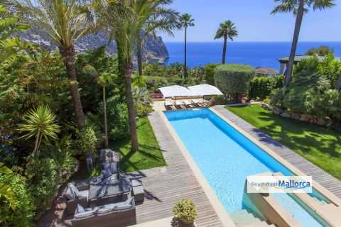 Villa Coral, AN37, Villas in Port Andratx, Mallorca