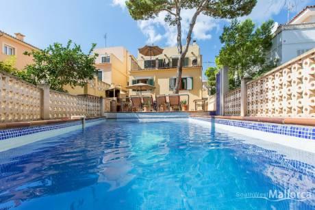 Villa Casa Blanca, SP51, Villas in Port Adriano, Mallorca