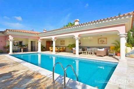 Villa Emilia, CDB16, Villas in Puerto Portals, Mallorca